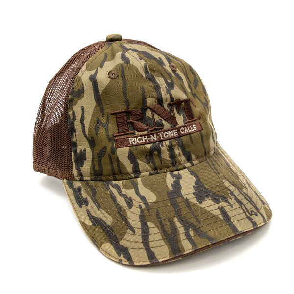 Bottomland Mesh back Logo Hat - NEW