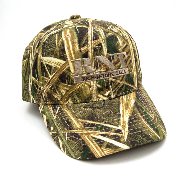 Structured Shadowgrass Logo Hat - NEW