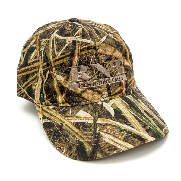 Unstructured Shadowgrass Logo Hat - NEW