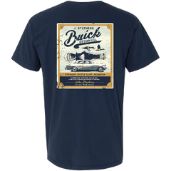 J. Stephens Calls Buick Pocket Shirt