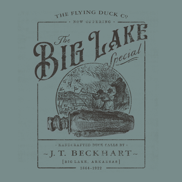 Flying Duck Co. Beckhart T-Shirt