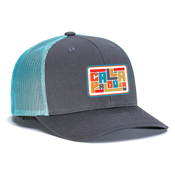 Callapalooza Charcoal Cap - NEW