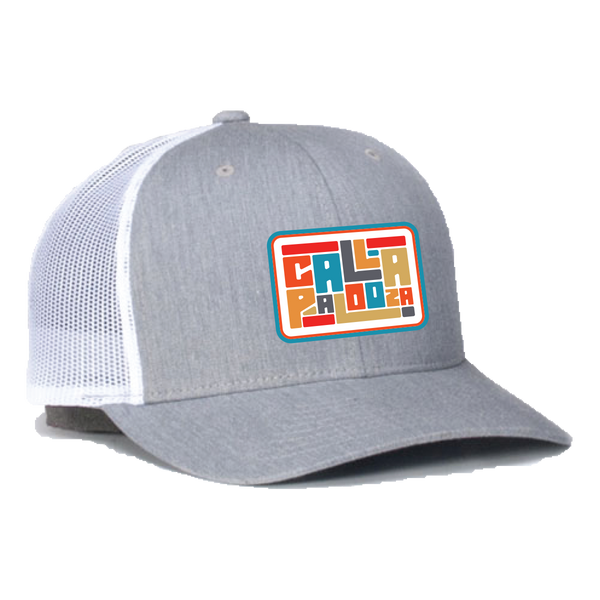 Callapalooza Grey Cap - NEW