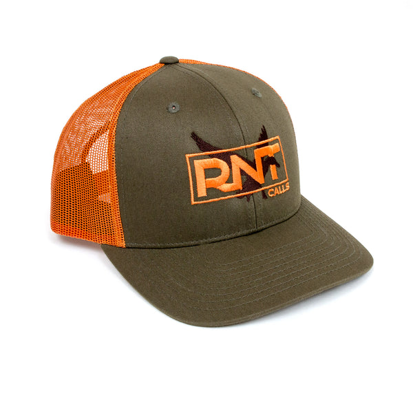 RNT Duck Box Cap - NEW