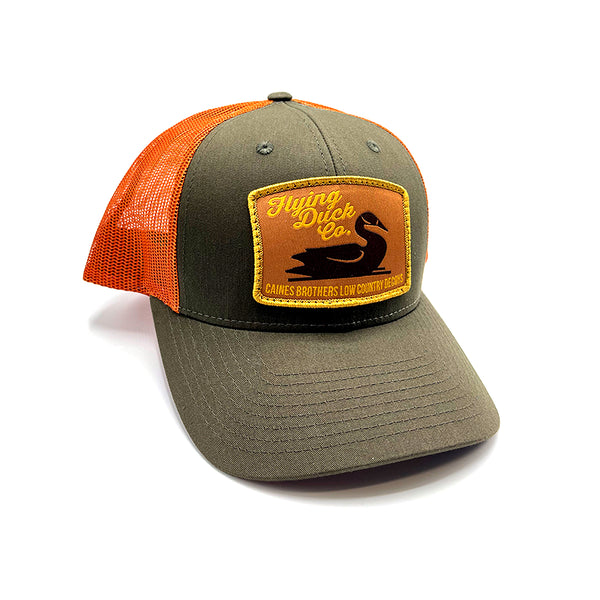 Flying Duck Co. Caines Decoy Patch Hat - NEW