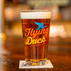 The Flying Duck Callapalooza Pint Glass (2 Pack) - NEW
