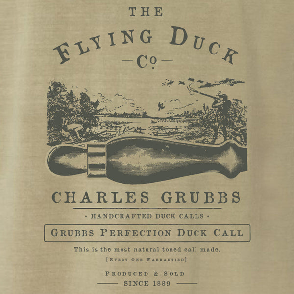 Flying Duck Co. Grubbs T-Shirt