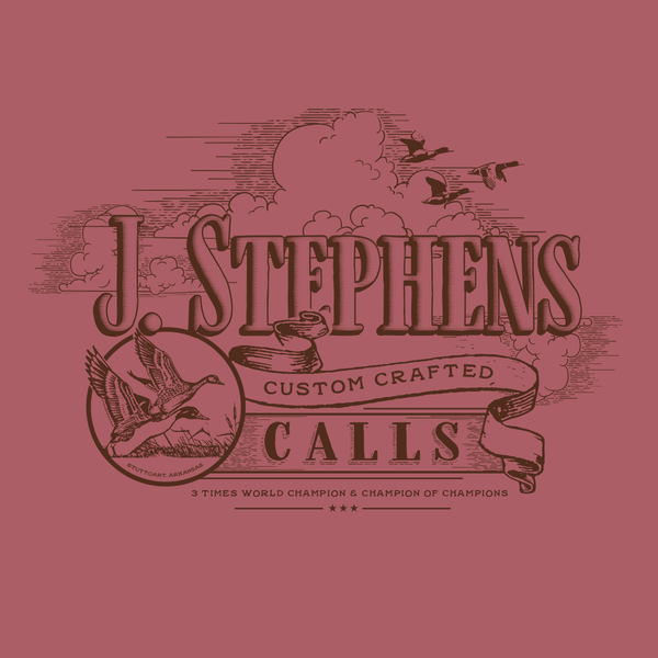 Brick J. Stephens Calls Branded Shirt