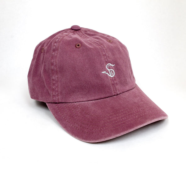 J. Stephens Maroon Dad Hat