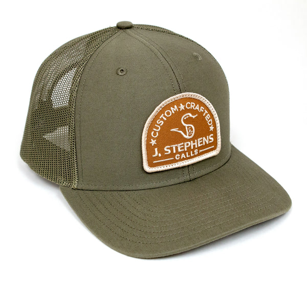 J Stephens Richardson 112 Patch Cap - NEW