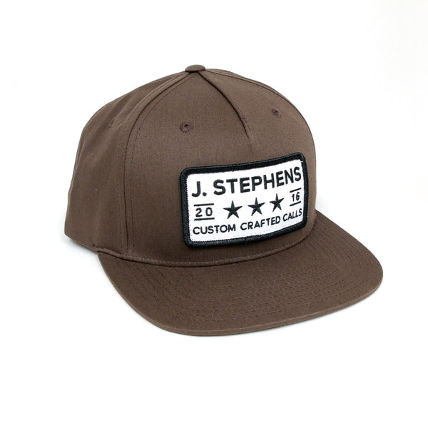 J. Stephens Patch Snapback Cap - NEW