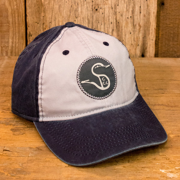 J. Stephens Navy/Grey Hat