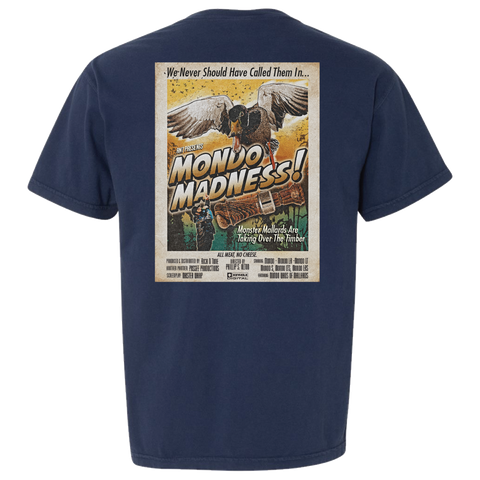 Mondo Mania Madness T-Shirt - NEW