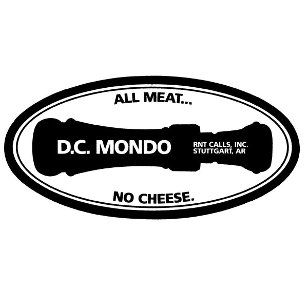DC Mondo Decal