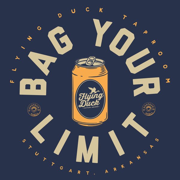 Bag Your Limit T-Shirt - NEW