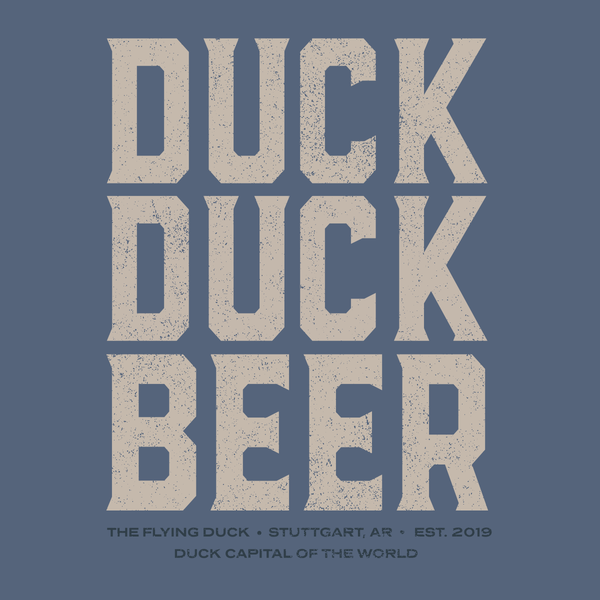 Duck Duck Beer T-Shirt