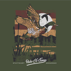 Duck Lift Graphic T-Shirt - NEW