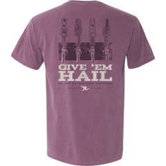 Flying Duck Co. Give Em Hail T-Shirt