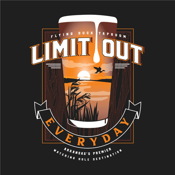 Limit Out Graphic T-Shirt - NEW