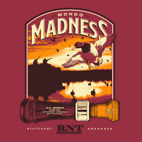 Mondo Mania Madness 2020 T-Shirt - NEW
