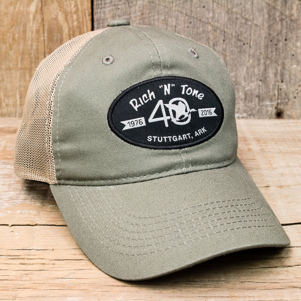 Mesh Back 40th Anniversary Hat