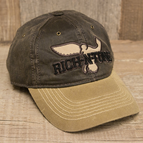 RNT Duck Hat (Waxed Visor)