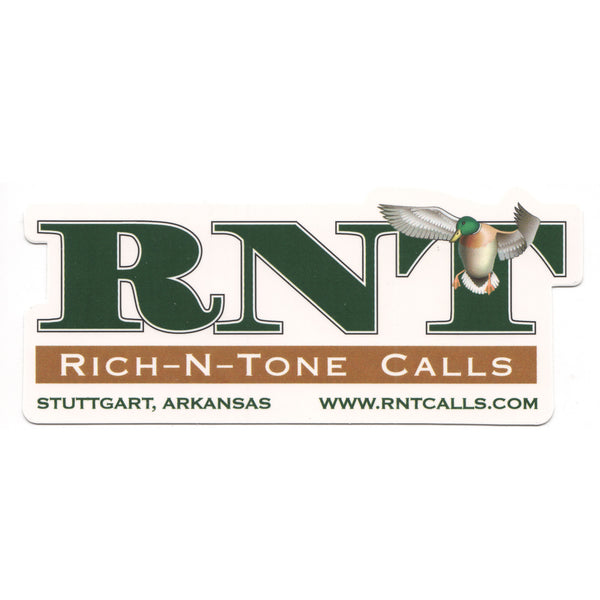 RNT Logo Decal
