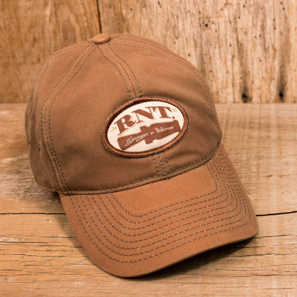 RNT Tan Waxed Hat