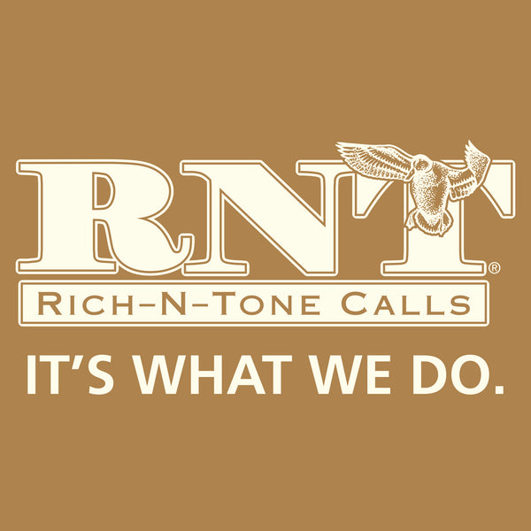 RNT Gold Logo T-Shirt
