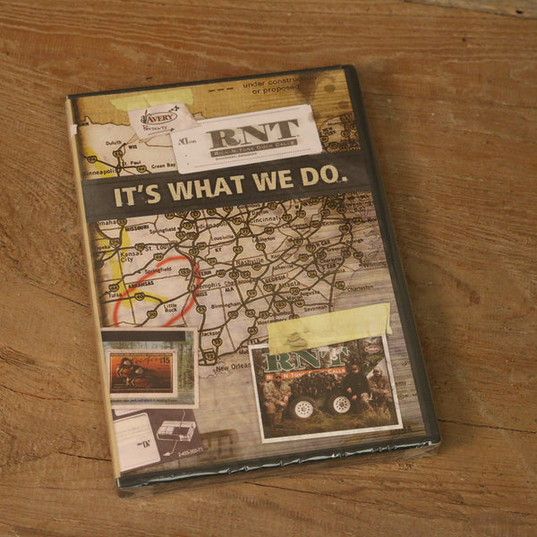 It's What We Do DVD