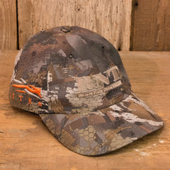 RNT Logo Sitka Hat (Marsh or Timber Pattern)