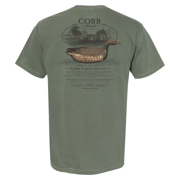 Flying Duck Co. Cobb Island T-Shirt