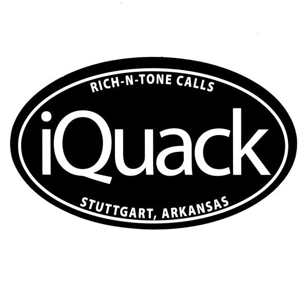 iQuack Decal