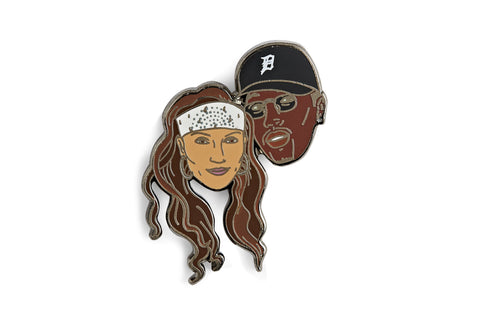 J. Lo <3 Diddy Pin