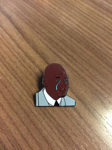 MJ Bawlin Pin