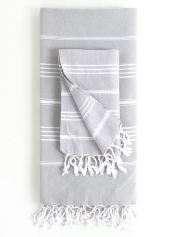 Affordable bathroom updates | Hammam Towel Set