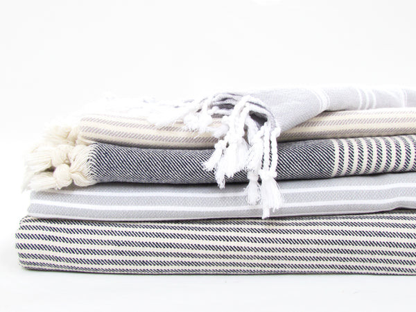 Neutral tones | Hammam towels bathroom accessories