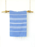 Cali Hammam Towel, Blue
