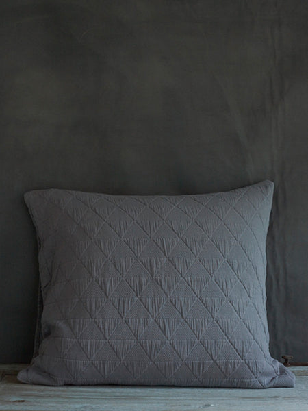 Stockholm Pillow, Grey