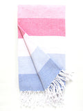 St. Tropez Hammam Towel, Multi Coloured