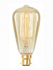 Tear Drop Squirrel Cage Bulb
