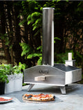 Uuni 3 Portable Wood Fired Oven with Stone Baking Board
