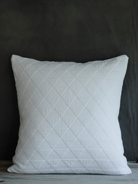 Stockholm Pillow, White