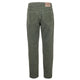 pantalone boy fit tinto capo in velluto