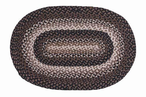 Stallion Braided Oval Rug - 20in. x 30in.