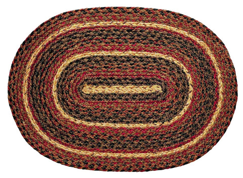 Montana Braided Placemat - Set of 4