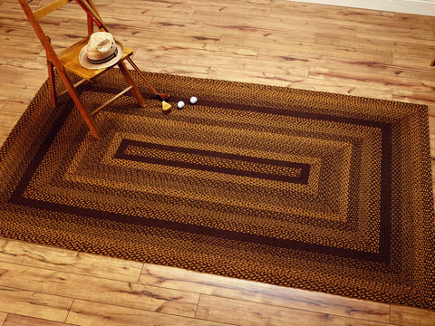 Acorn Braided Rectangle Rug - 20in. x 30in.