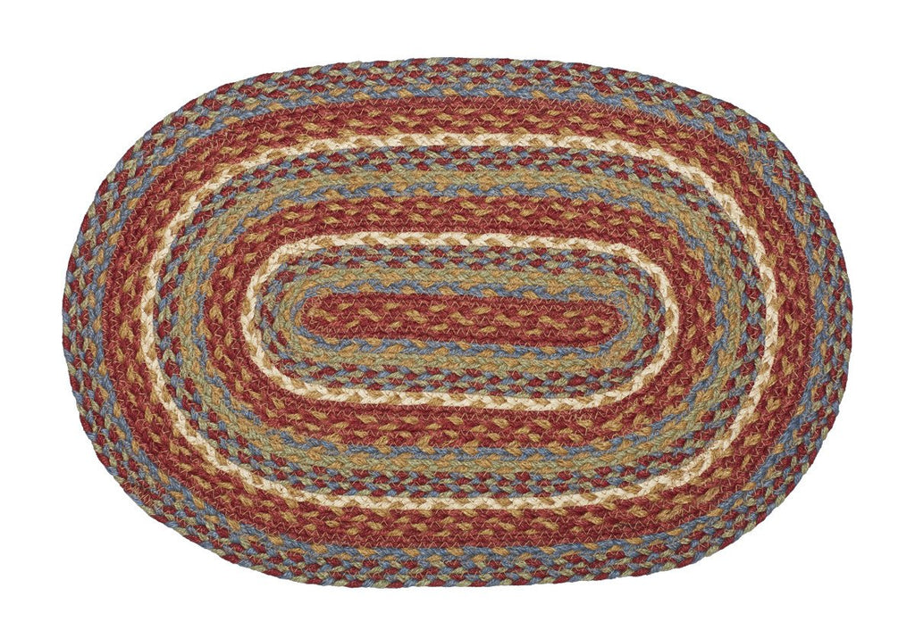 Cherry Creek Braided Placemat - Set of 4