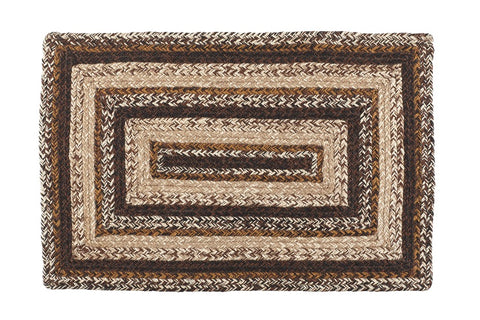 Chestnut Lane 6'X9' Braided Rug Rect