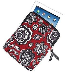 Carmine Tablet Case